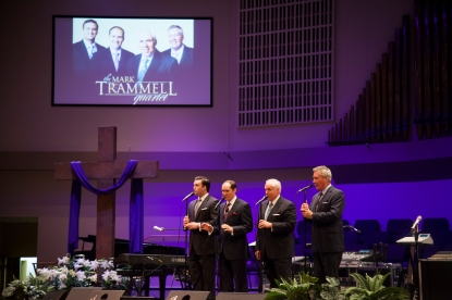 The Mark Trammell Quartet