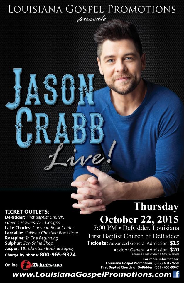 Jason Crabb Poster PP